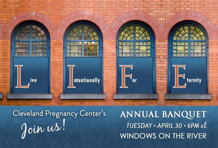 Cleveland Pregnancy Center Annual Banquet